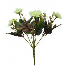 Ramillete de begonia