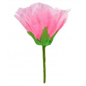 Vara de flor de felpa
