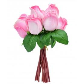 Ramo de capullos de rosas (se venden en paquete de 9 capullos)