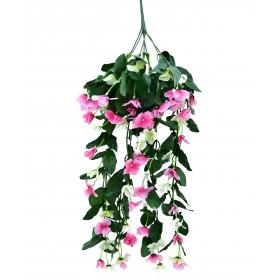 Ramo de flores colgantes