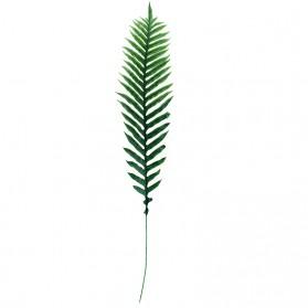 Hoja de pluma de pino